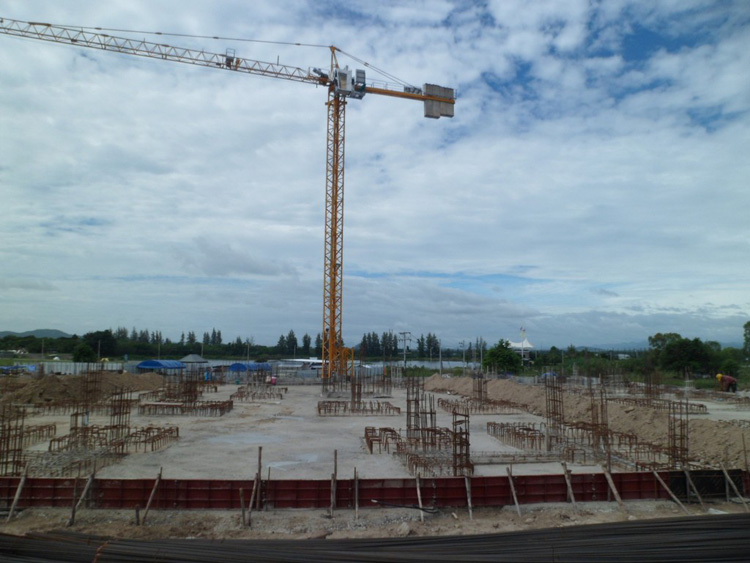 SANSARA BUILDING PROGRESS