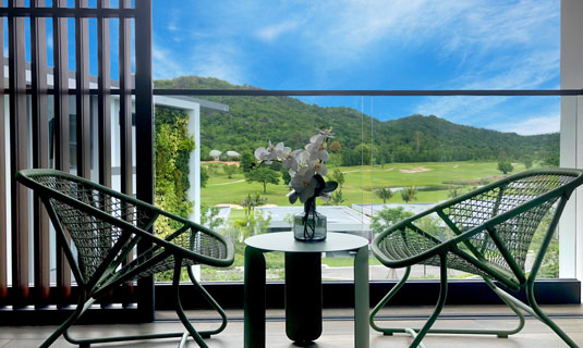 SANSARA AT BLACK MOUNTAIN, HUA HIN